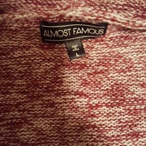 Almost Famous Sweaters - Almost Famous Cardigan